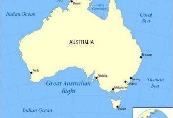 Australian Grand Bay: descripción, foto