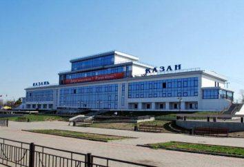 Porto do rio de Kazan: telefone, viagem para Bolgar e Svyazhsk