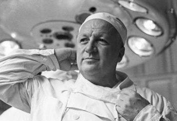 Akademiker Petrovsky Boris Wassiljewitsch: Biographie, Beitrag zur Medizin