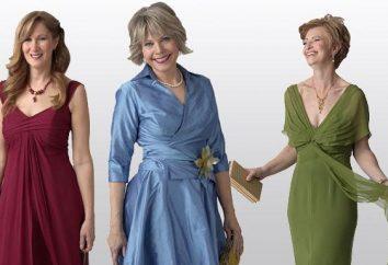 Suknie na ślub Matki Bride: co wybrać?