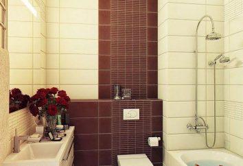 Keramische Fliesen für das Bad – Veredelungs-, bewährte