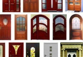 Das Entfernen der Türen: Typen und Eigenschaften