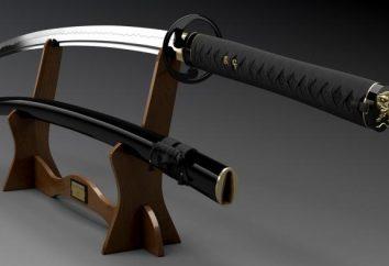 Das japanische Schwert von Katana – der vollkommenste kalte Stahl der Welt