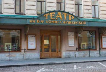 Komissarzhevskaya Theater (St. Petersburg): zdjęcia i opinie