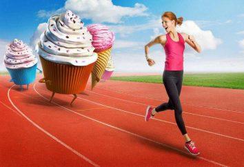 Bieganie do utraty wagi. Interwał bieg na stadionie