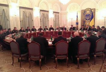 Rada Bezpieczeństwa Narodowego – co to jest? RBNiO Ukrainy