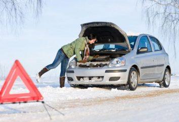 Nous exploitons les voitures en hiver: comment préparer la voiture et ce qu'il faut chercher