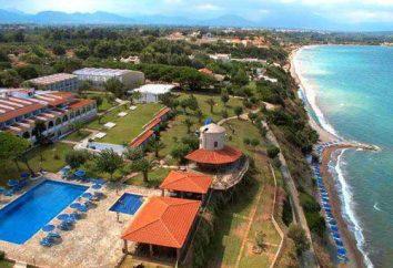 Hotel Pavlina Beach Hotel 4 * (Niforeika, Grecja) opis, pokoje i opinie