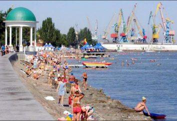 Come scegliere la migliore spiaggia a Berdyansk?