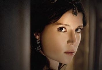 Biografia. Selma Ergeç – talentuosa attrice turca e il modello