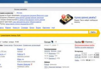 """Szczegółowe informacje na temat sposobu, aby wyczyścić historię przeglądarki na """"Yandex"""""""