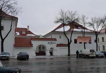 """Hotel """"Courtyard Podznoeva"""" fotos Pskov e comentários"""
