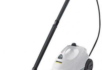 """Técnica """"Karcher"""": limpeza a vapor """"SC 2 Premium"""". comentários"""