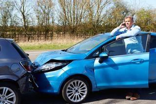 Der Fahrer floh aus dem Unfallort: Strafe und Verantwortung