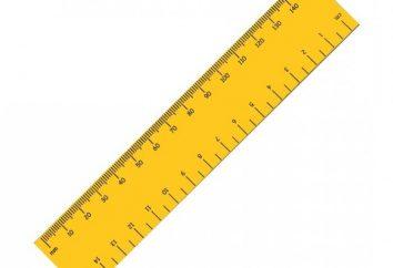 ¿Cuántos centímetros en un metro – los conocimientos necesarios sobre la lección de física