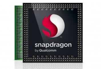 Procesor Qualcomm Snapdragon 410: specyfikacje, recenzje