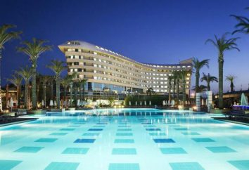 Lista de los mejores hoteles de Turquía. Críticas de hoteles en Turquía