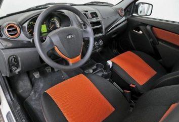 Lada Largus Cross, 7 sièges. La configuration de base, prix et commentaires