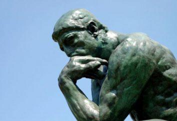Reflect – il est … homme réfléchi – est quoi?