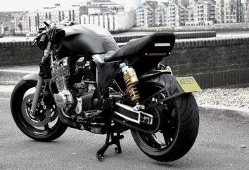 Yamaha XJR 1300 – un verdadero rey japonesa de la carretera