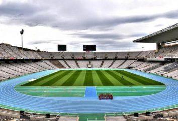 Barcellona Stadio Olimpico: descrizione, foto