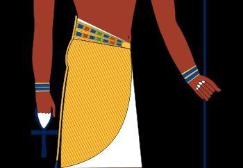 Gott Das ist der Gott der Weisheit und Erkenntnis im alten Ägypten