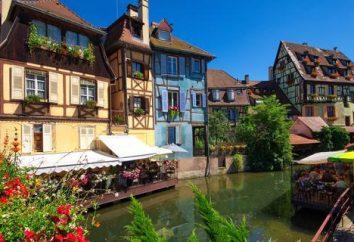 Sehenswürdigkeiten Straßburg. Kathedrale in Straßburg. Wo liegt Straßburg