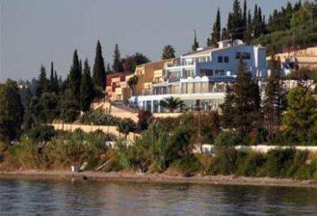 Costa Blu Hotel 4 * (Corfu, Grecia): descrizione, il tempo libero e recensioni