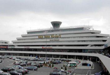 Aeroporto Colônia: descrição, exposição, características, localização e comentários
