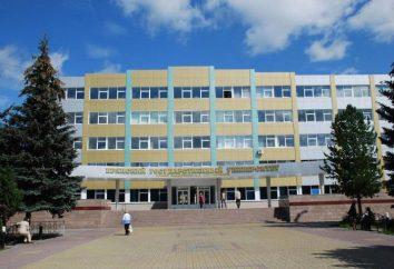 universidades y las ramas de las escuelas secundarias públicas y privadas Bryansk
