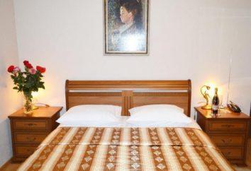hôtel confortable « Orbita » (Saint-Pétersbourg)