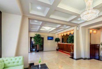 """Hotel """"California"""", Gelendzhik: descrizione, l'elenco dei servizi, recensioni"""