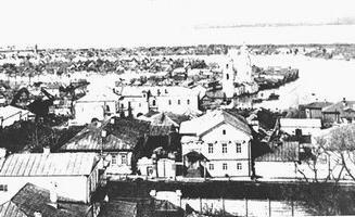 Population et région de Penza. la dynamique de développement
