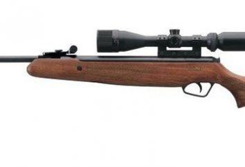 Pistolet pneumatyczny Stoeger X50: przegląd, opis, funkcje i opinie