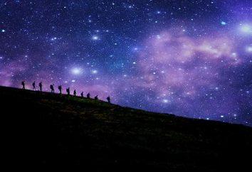 A wiesz ile konstelacje na niebie?