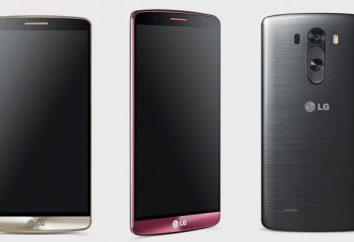 Smartphone LG G4: características, ubicación, opiniones