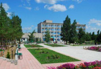 """Sanatório """"Radon"""", Liski, Voronezh região: repouso e tratamento"""