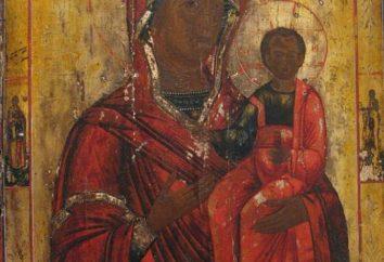"""Ikona """"Iver chrzestna"""": wartość i opis"""