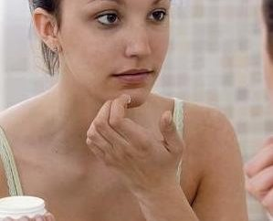 Jak pozbyć się śladów pryszcze