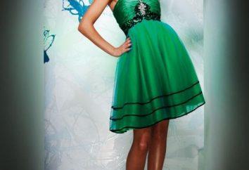 Da cosa indossare vestito verde per essere elegante e bello?