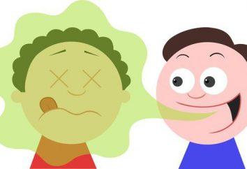 Cuchnący oddech jest: opis, objawy, przyczyny i leczenie