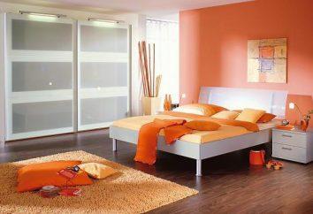 La combinación de naranja con otros colores: ideas de diseño de interiores
