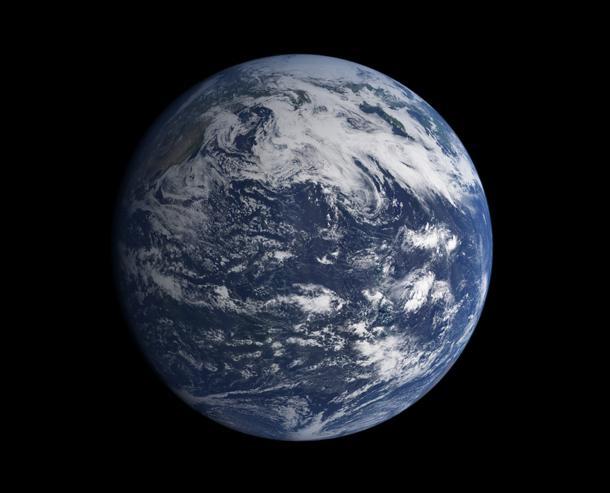 Was ist Erde-Licht-Zone