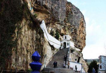 Assumption Monastery Cave (Bakhchisarai)