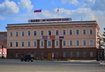 Votkinsk macchina costruzione di impianti: la storia, i prodotti, l'indirizzo