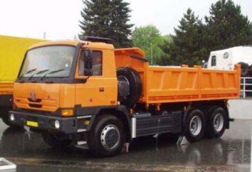 """""""Tatra 815"""" – caminhão de descarga"""