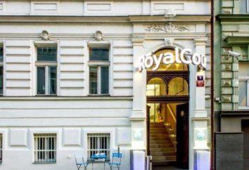 Royal Court Hotel 4 * (Praga, República Checa): Descrição do hotel, classificações