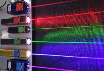 Semiconduttore Laser: tipo di dispositivo, il principio di funzionamento, l'uso di