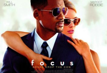 "Aktorzy filmu ""Focus"": Will Smith, Margot Robbie, Rodrigo Santoro"