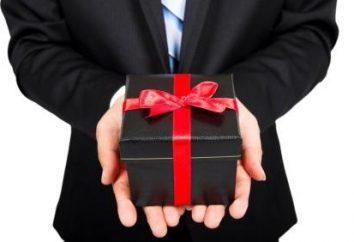 ¿Cómo elegir un regalo para el cumpleaños de su jefe?
